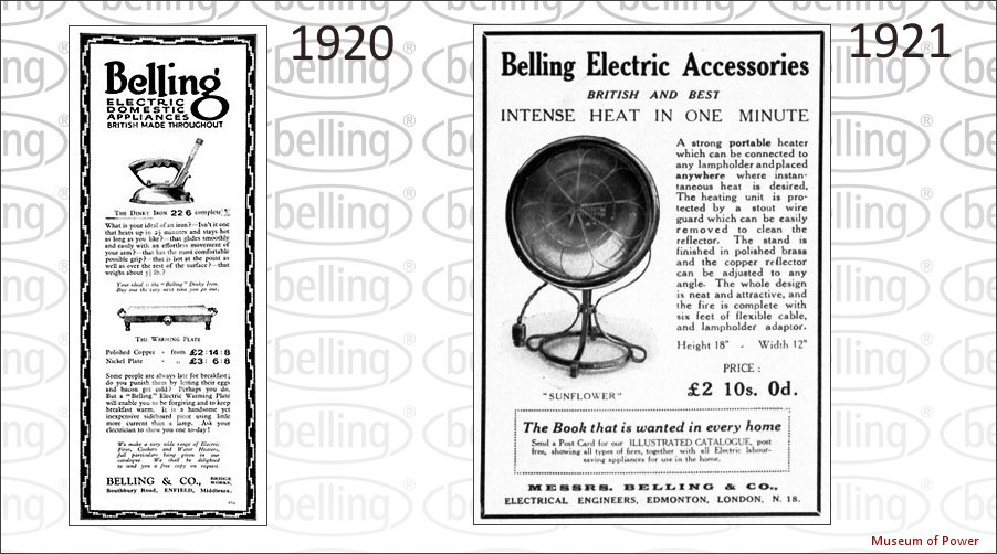 Belling and Co Cookers and Heaters