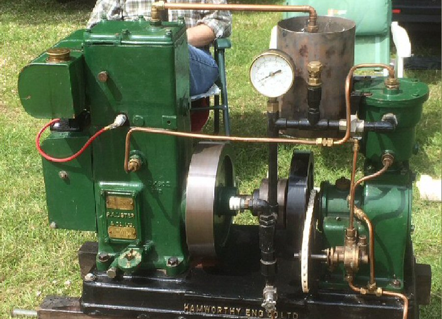 Steam Engine Event